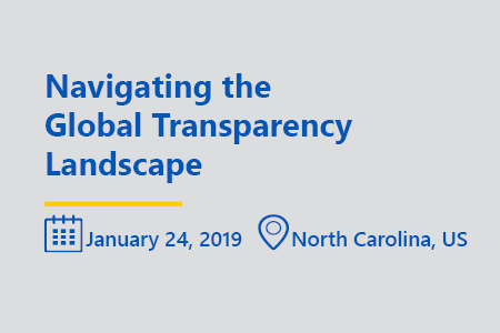 Think TankTrabsparency landscape January 2019 NC