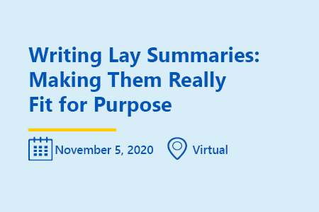 11-15-2020 Think Tank Lay Summaries