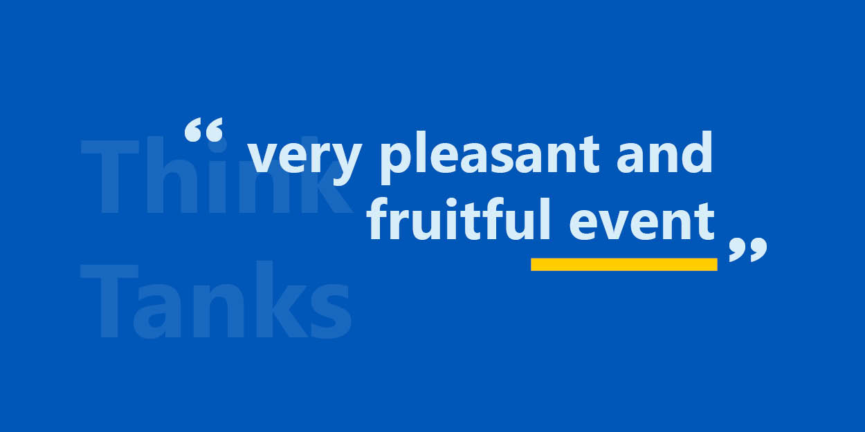 Think Tank quote 2